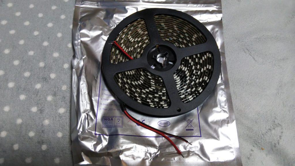 写真 LEDテープライト