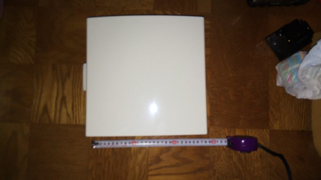 横寸法の紹介写真