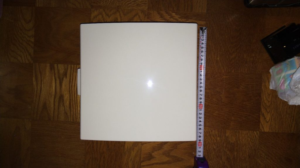 縦寸法の紹介写真