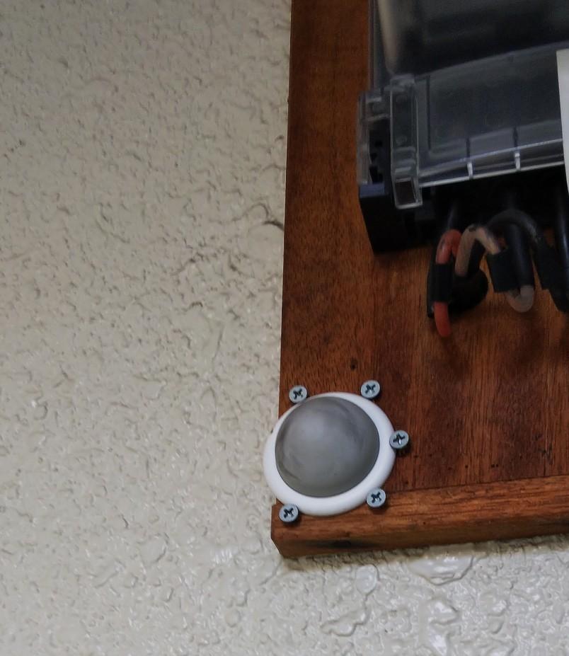 磁石ベースブラケットの写真