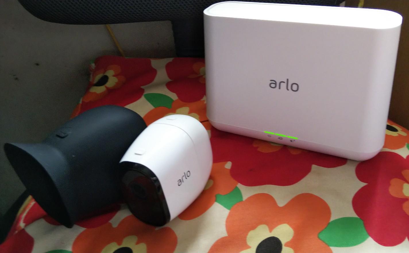 Arlo Pro一式の写真