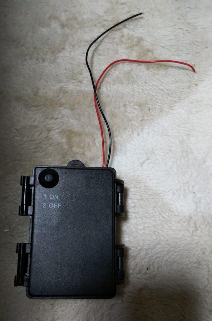 4.5V用電源ケースの写真
