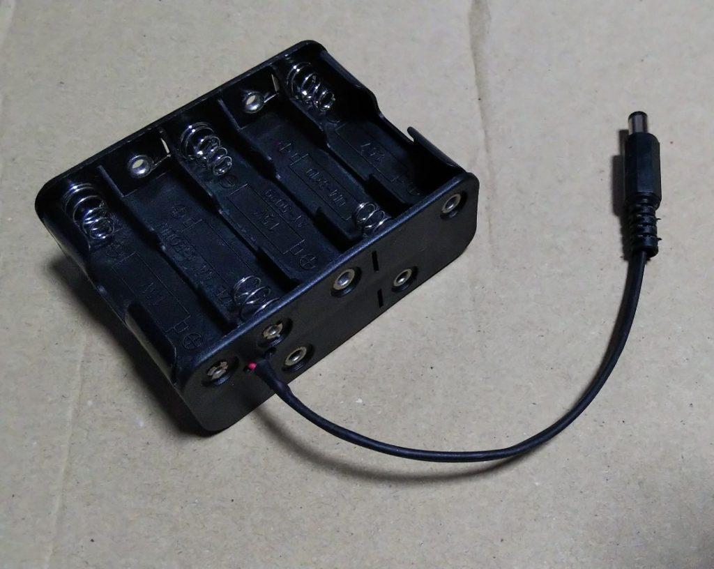 電池ケースの写真1